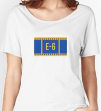 E-6 Filmverarbeitung Loose Fit T-Shirt