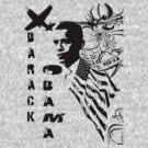 Barack Obama by sandy1984