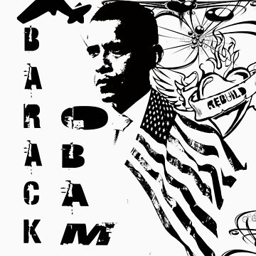 Barack Obama by sandy1984