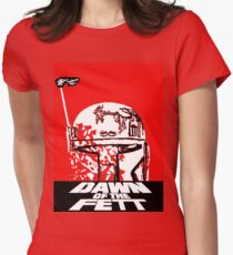 DAWN OF THE FETT Women's Fitted T-Shirt