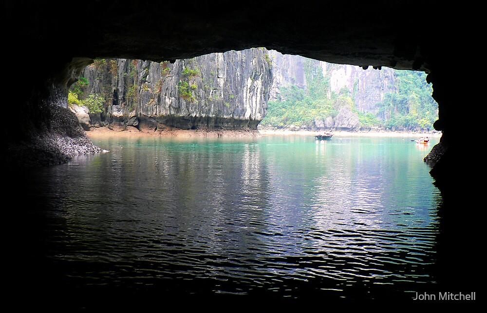 Halong Bay, Vietnam by John Mitchell