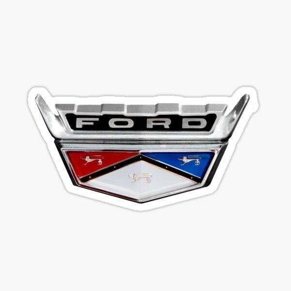 Ford Crest Emblem Sticker