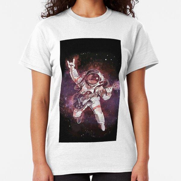 TooLoud Future Astronaut Color Infant T-Shirt Dark