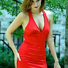 Lady in Red by Jerame    *