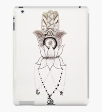 Three Symbols of Spirituality iPad Case/Skin