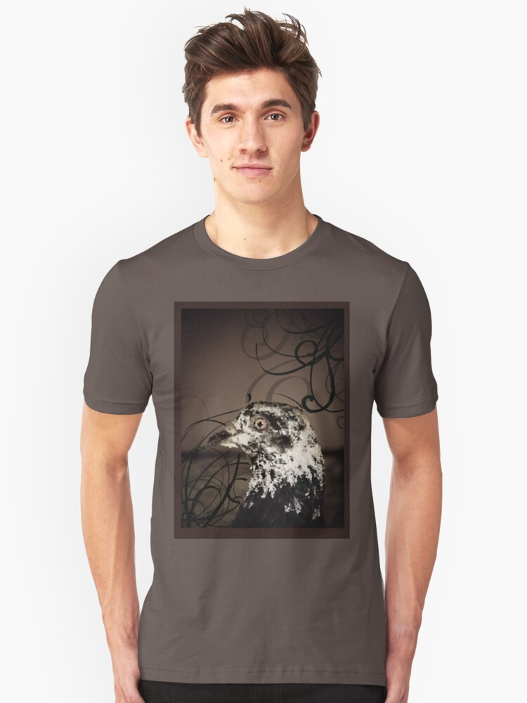 Messenger of the past Unisex T-Shirt Front