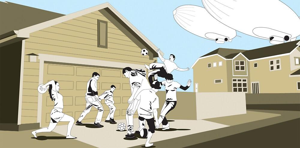play ball by Grigoris Kalivas