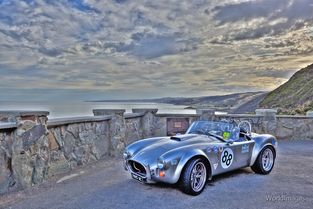 Painted Classic by WorldImages