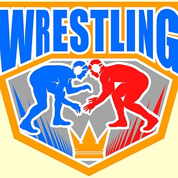 Wrestling Badge Championship by lu2k