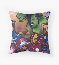 I need a Hero Throw Pillow