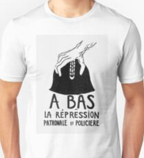 Police repression May 68 Unisex T-Shirt