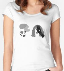 Trixie and Katya Women's Fitted Scoop T-Shirt
