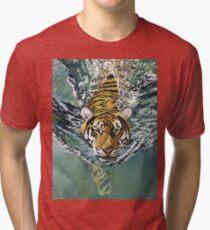 Danger Ahoy! Tri-blend T-Shirt