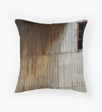 DERALICT...... Throw Pillow