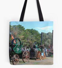 'Steam power' Tote Bag