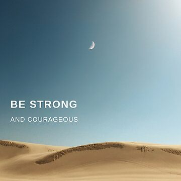Be Strong by johnvanderveen