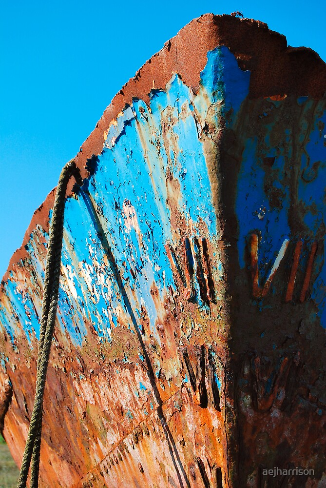 Rusty Hull by aejharrison