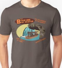 The Backside of Water! Slim Fit T-Shirt