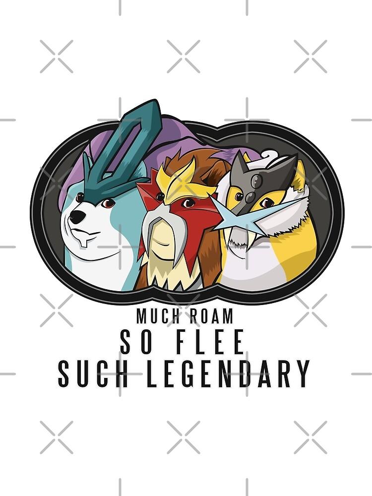 Such Legendary by lexxclark