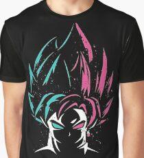 Goku X Black Graphic T-Shirt