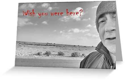 Camber Sands: Wish You Were Here by AntSmith