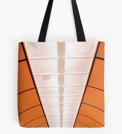 don't trust in orange Tote Bag
