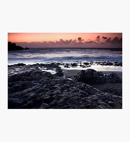 On the Rocks Photographic Print