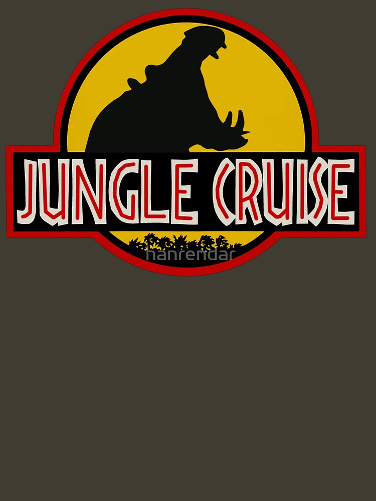 Jungle Cruise Park (NO TEXT) | Unisex T-Shirt