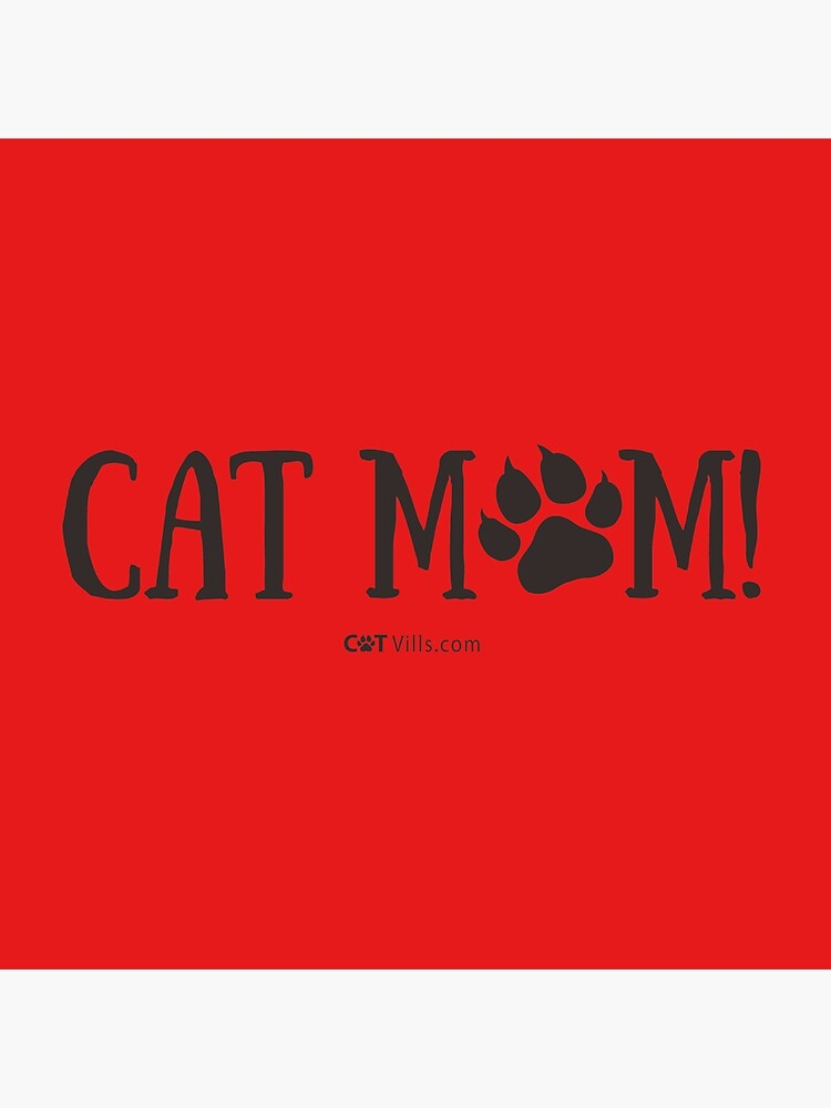 Cat Mom Gift Ideas by Dogvills