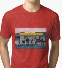Brockhampton Saturation Heat  Tri-blend T-Shirt