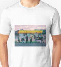 Brockhampton Saturation Heat  Unisex T-Shirt