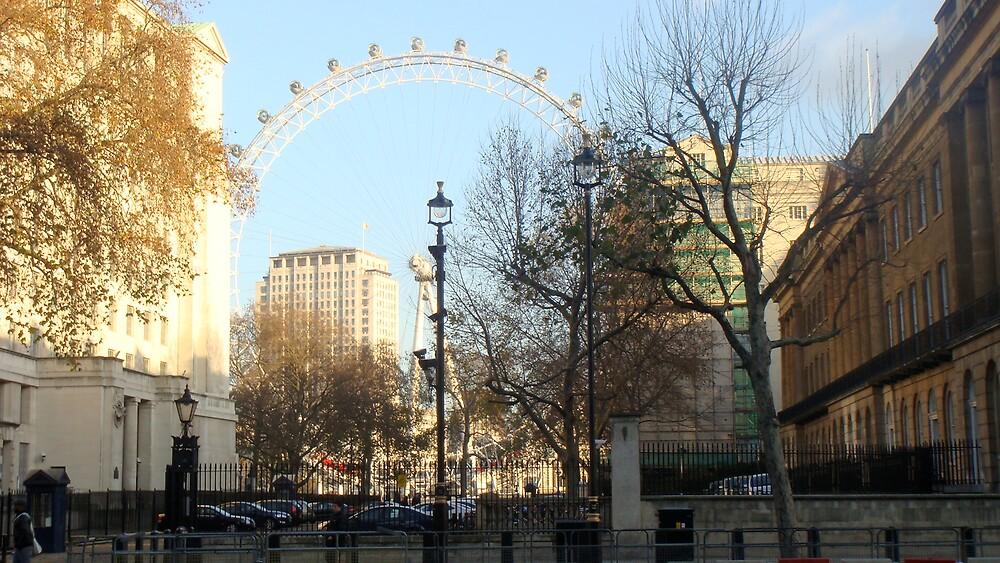 London Winter by Daniel Clements