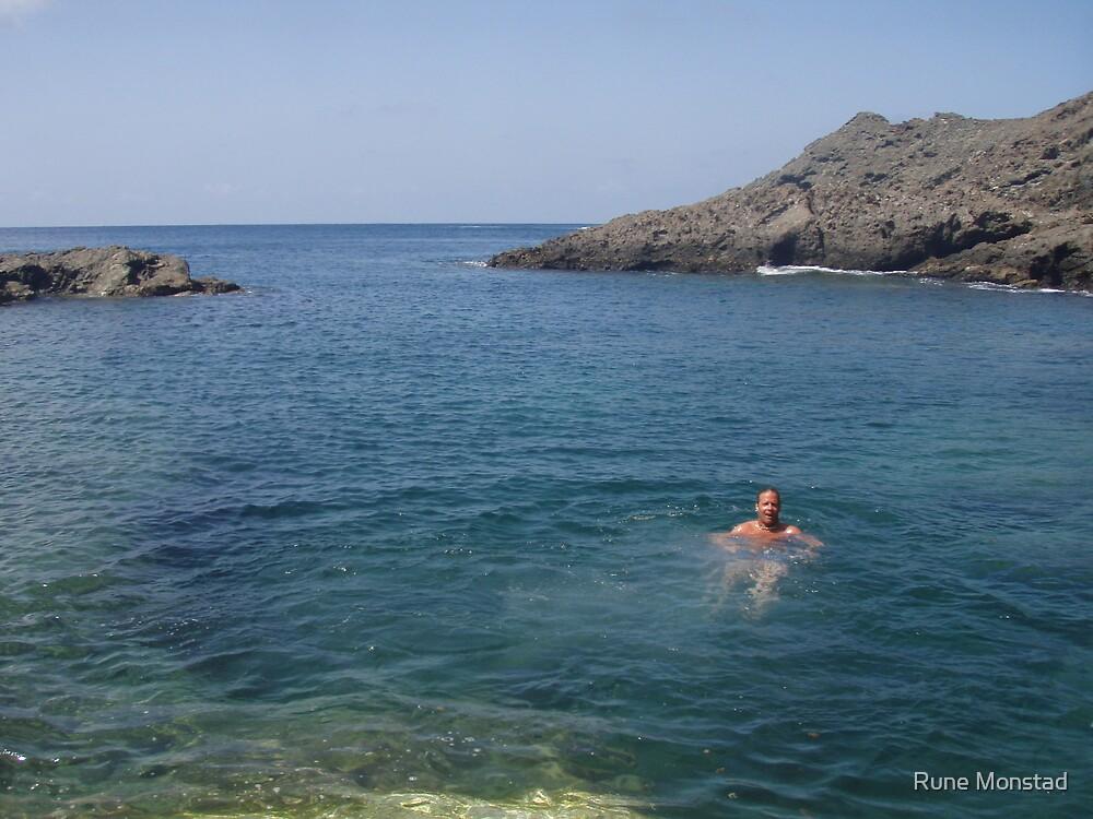 Swim by Rune Monstad