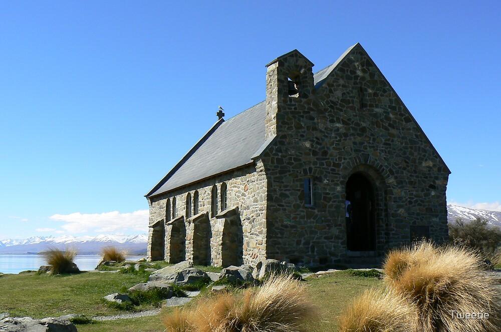 Church of the Good Shepherd by Tweetie