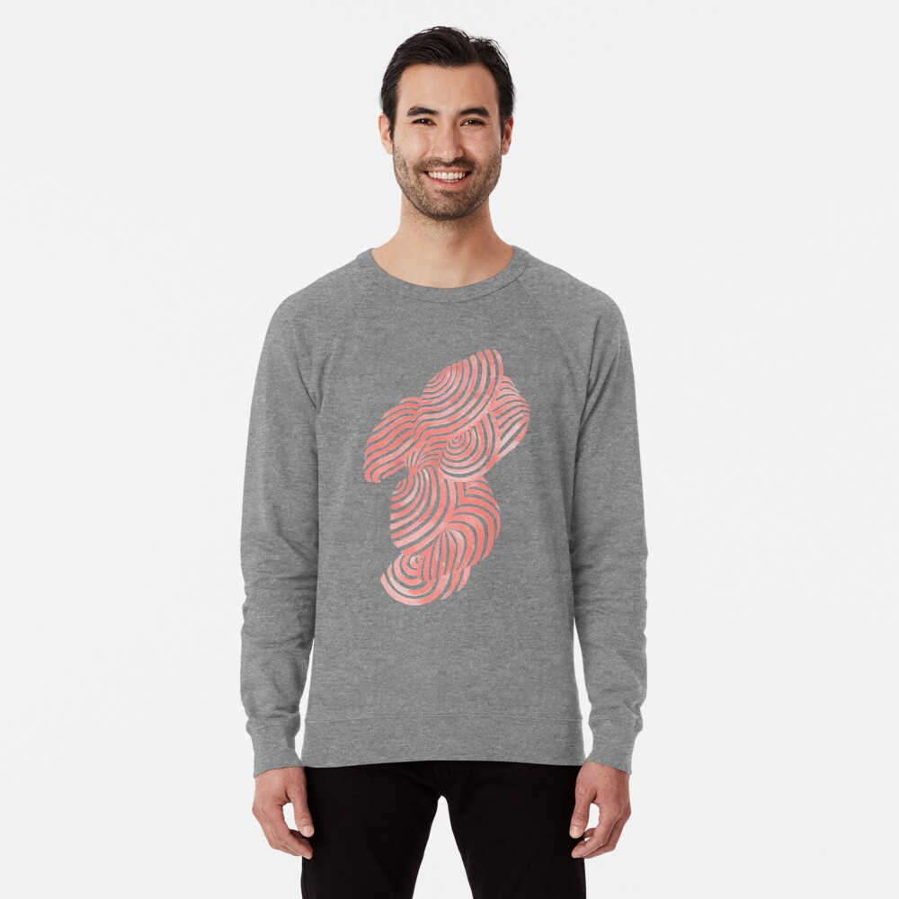 Sea Shells Lightweight Sweatshirt