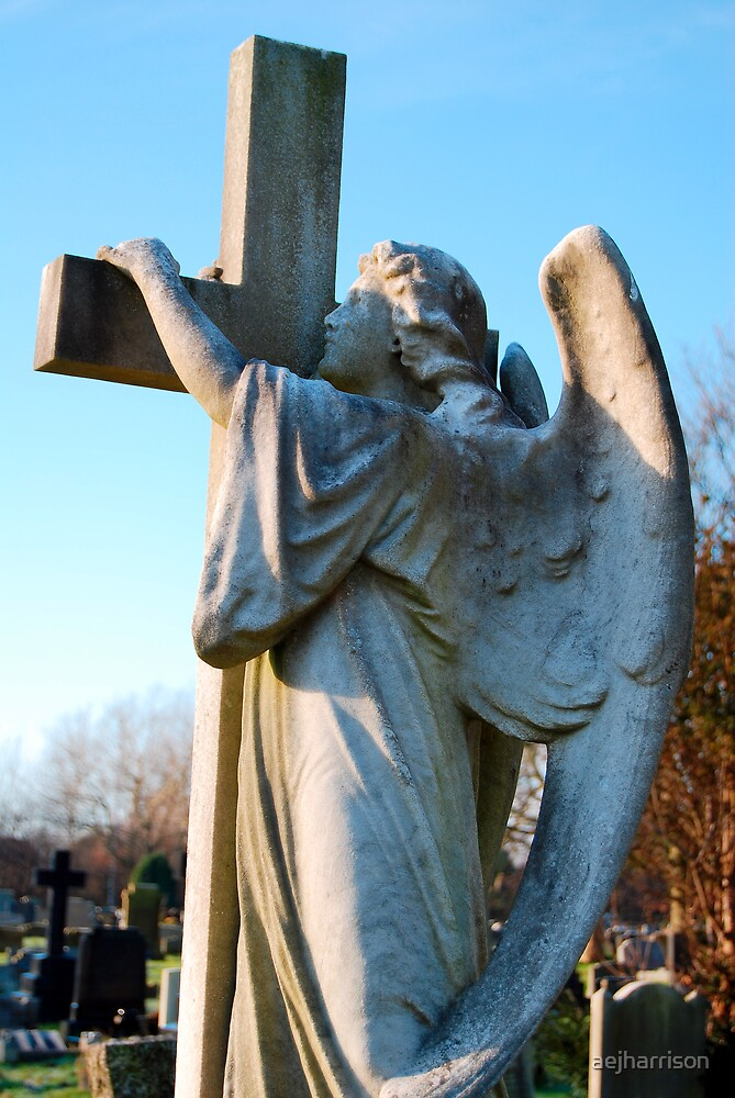 Angel by aejharrison