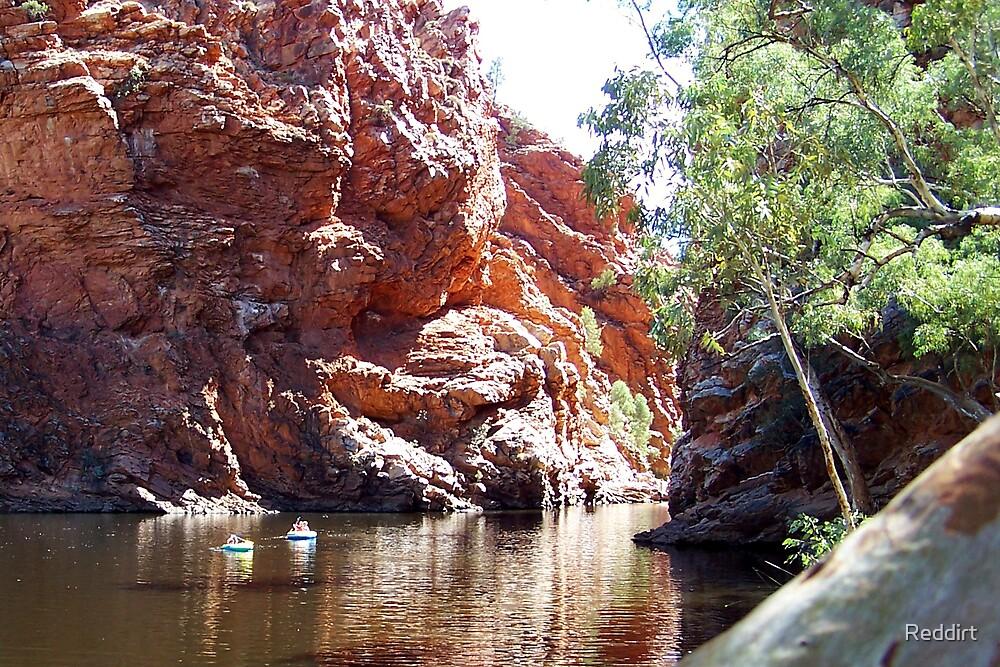 Desert Boating by Reddirt