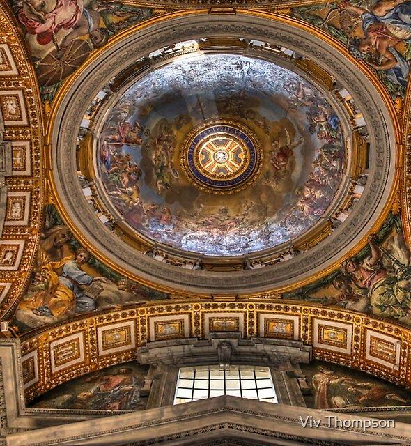 Ceiling of Splendour by Viv Thompson