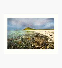 Corel Bay - Isle of Skye - Scotland Art Print