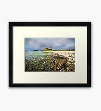 Corel Bay - Isle of Skye - Scotland Framed Print