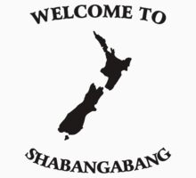 Welcome to Shabangabang