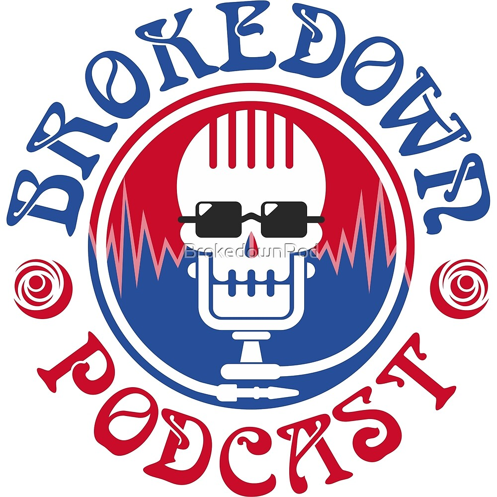 Brokedown Podcast Gear by BrokedownPod