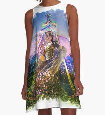 Beltane A-Line Dress