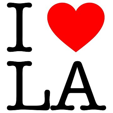 Everyone Loves LA by BrianEFisher