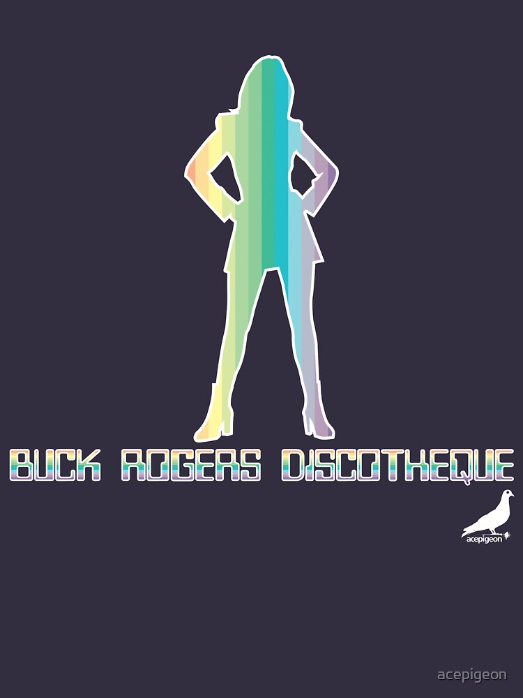 Buck Rogers Discotheque by acepigeon