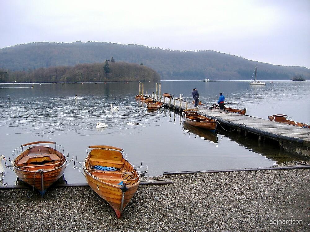 Peaceful Windermere by aejharrison