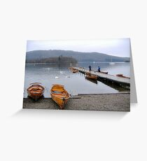 Peaceful Windermere Greeting Card