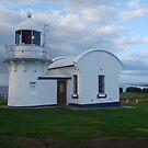 Crowdy Head Lighthouse by Graham Mewburn