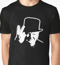 V sign, Victory, V, 1943, WWII, Winston, Churchill, British prime minister,  Graphic T-Shirt