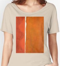 A Crack in Everything original painting Women's Relaxed Fit T-Shirt